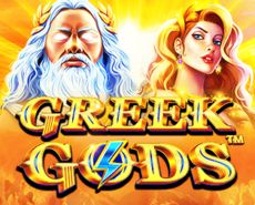 greek gods slot game
