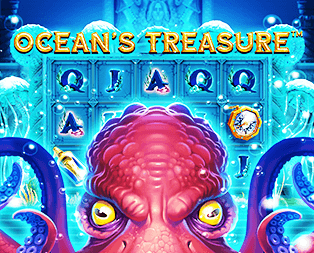 oceans treasure slot game