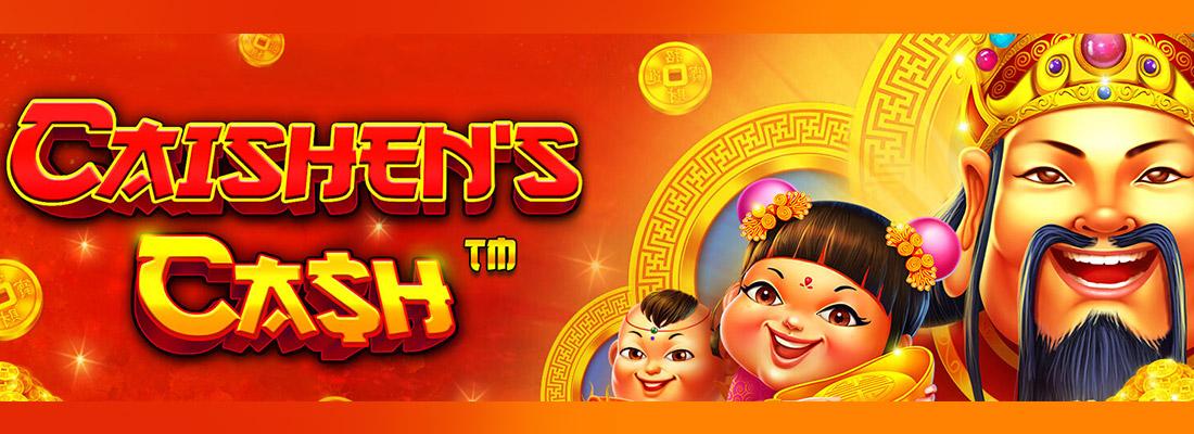 caishens cash slot game banner