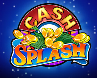 cash splash 5 reel slot game