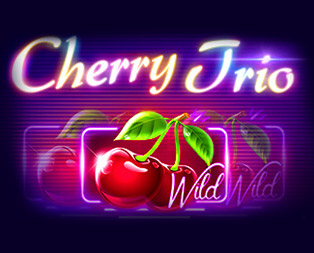 cherry trio slot game