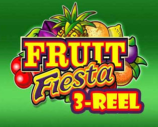fruit fiesta 3 reel slot game