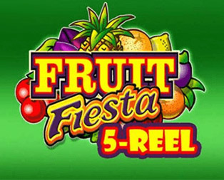 fruit fiesta 5 reel slot game