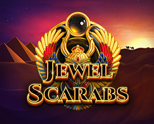 jewel scarabs slot game