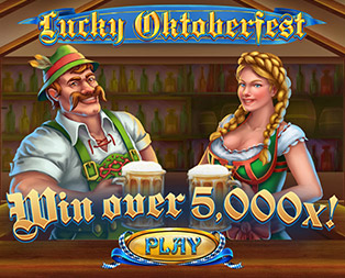 lucky oktoberfest slot game