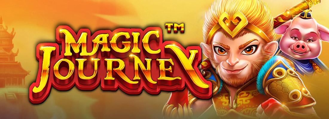 magic journey slot game banner