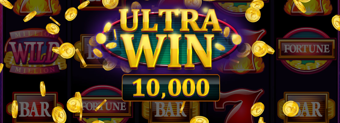 million coins respin slot game banner