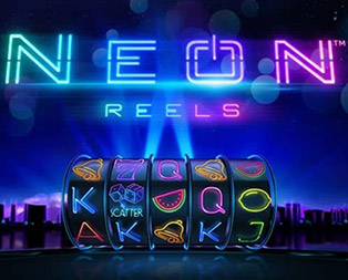 neon reels slot game
