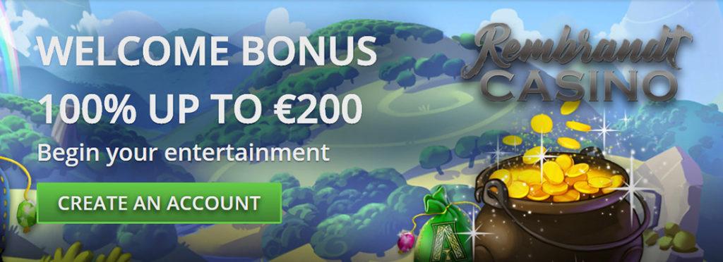 rembrandt casino create account banner