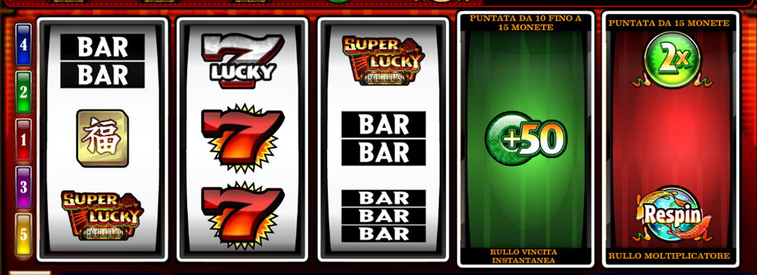 super lucky reels slot game banners