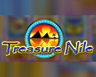 treasure nile slot game