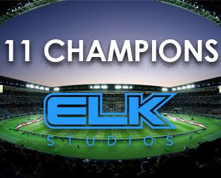 11 champions slot game