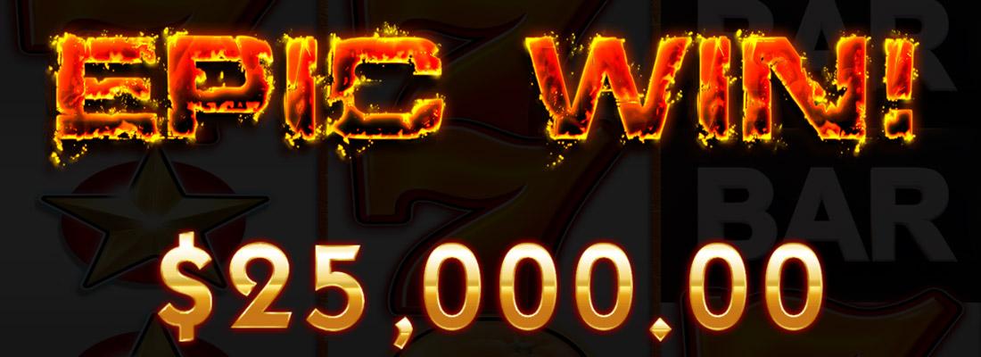 ultra burn slot game banner