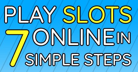 how you can play slots online