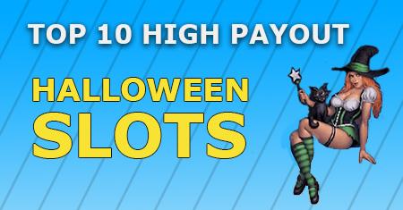 High payout halloween slots