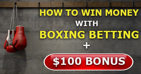 Boxing Betting Tips and ,free bets and bookmaker welcome bonus without deposit