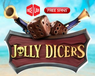 Jolly Dicers slot with free spins