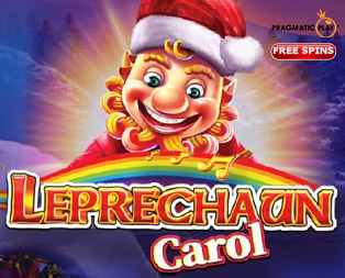 Leprechaun Carol slot and free spins for Leprechaun Carol slot game by Pragmatic Play
