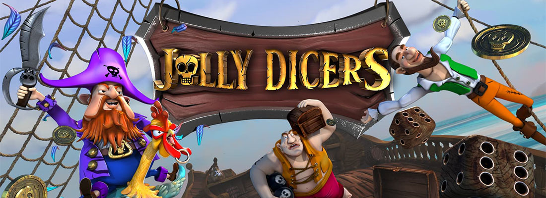 Jolly Dicers free spins