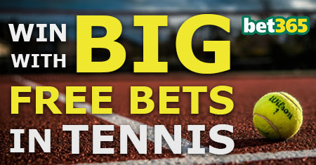 tennis betting ,tennis betting tips, free bets from bet365