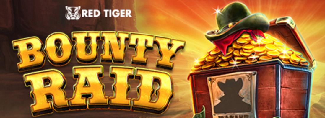 Bounty Raid slot Banner