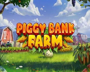 Piggy Bank Farm slot with free spins