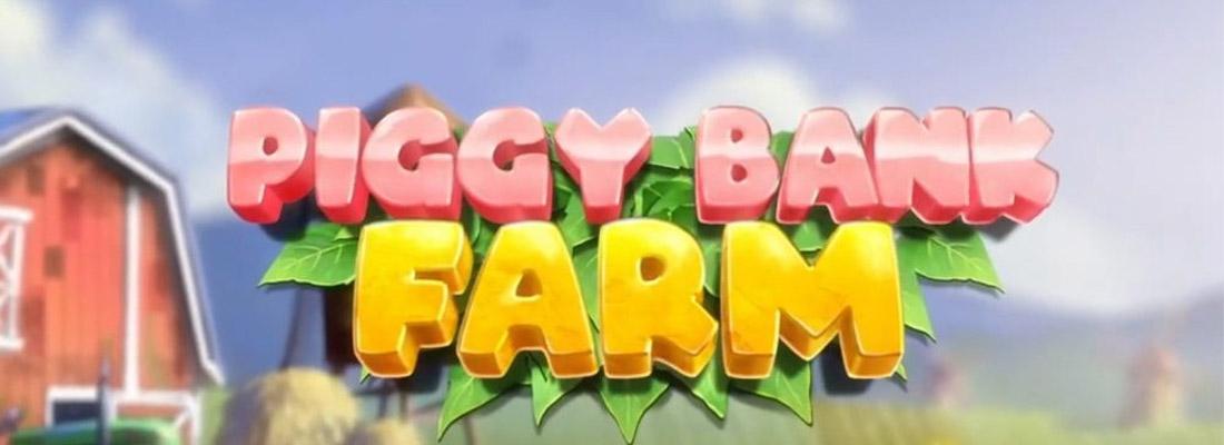 Piggy Bank Slot Banner