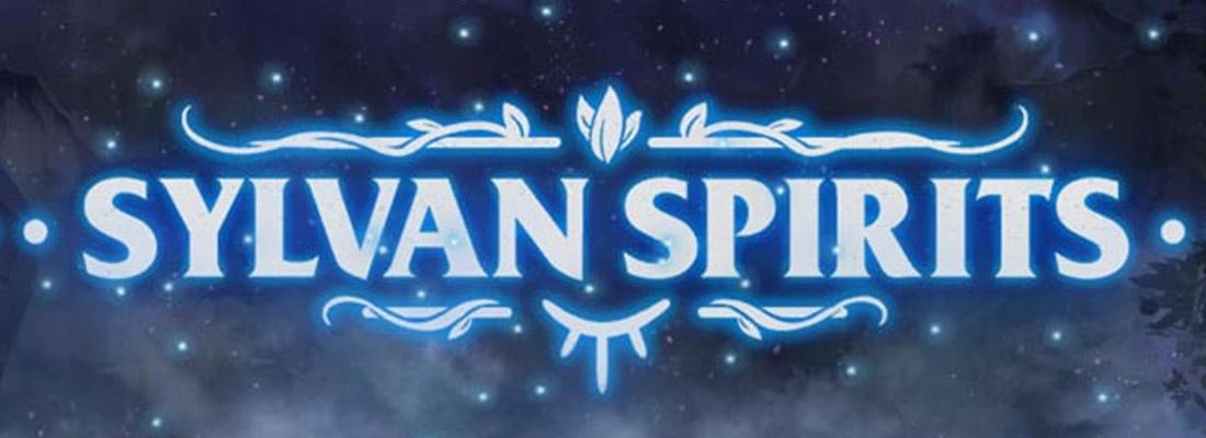 Sylvan Spirits slot banner