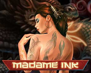 Madame Ink Slot and free spins for Madame Ink Slot