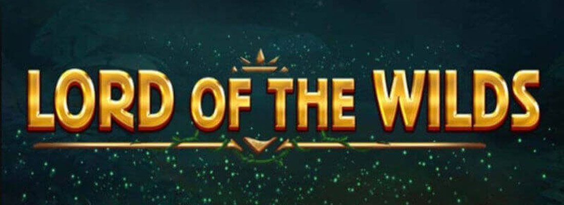 Lord of the Wilds Slot Banner