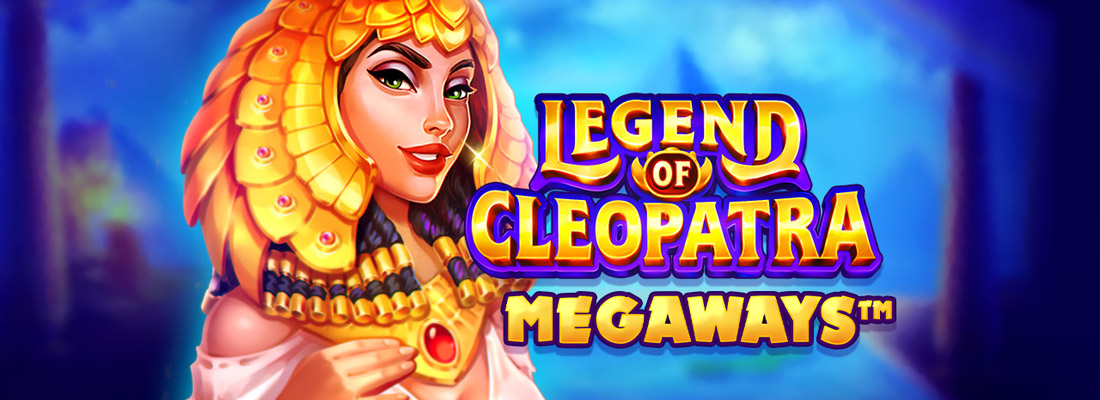 Legend of Cleopatra Slot banner