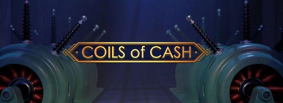 Coils of Cash slot banner