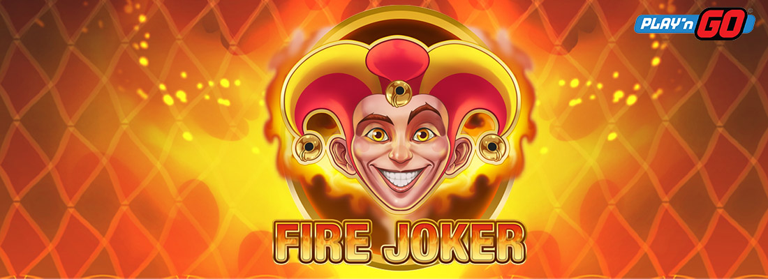 Fire Joker slot banner