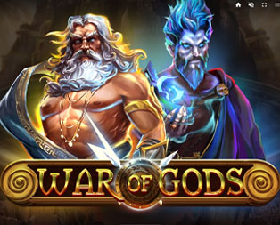 War of Gods slot and War of God free spins