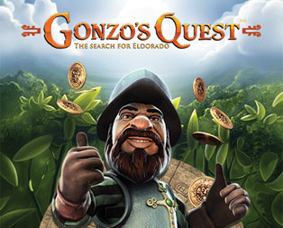 Gonzo's Quest Slot and free spins for Gonzo's Quest Slot
