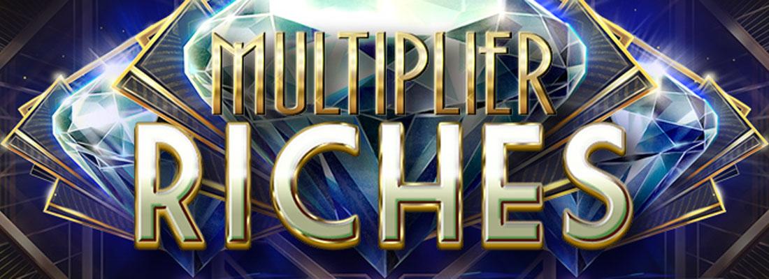 Multiplier Riches Slot Banner