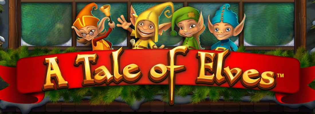 A tale of Elves Slot Banner