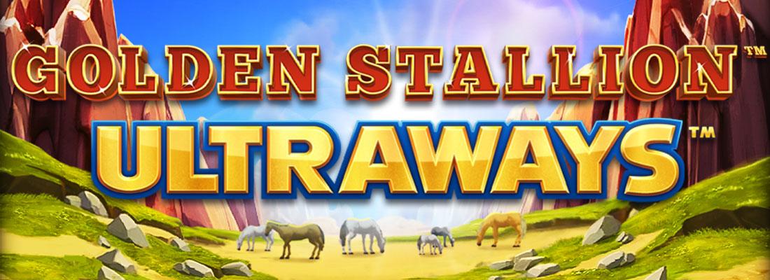 Golden Stallion Slot Banner