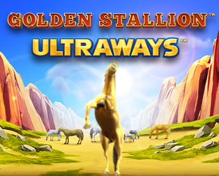 Golden Stallion Ultraways slot and free spins