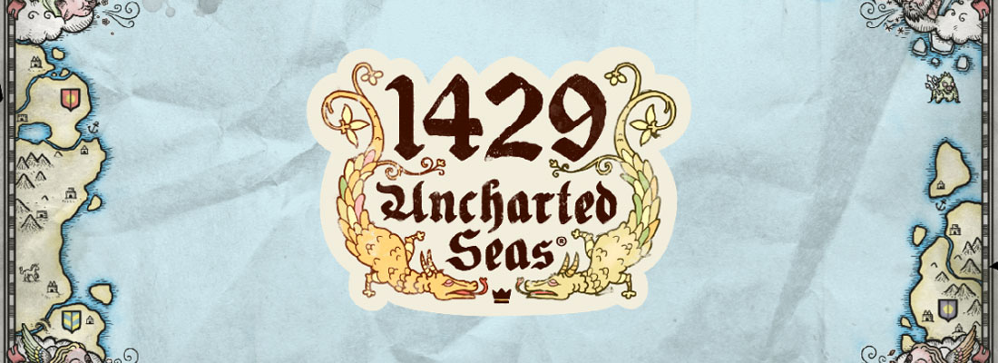 1429 Uncharted Seas Slot Banner