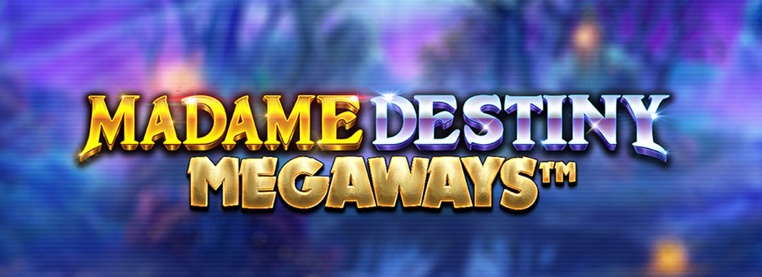 Madame Destiny Megaways slot banner