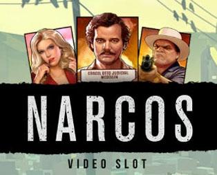 Narcos slot free spins