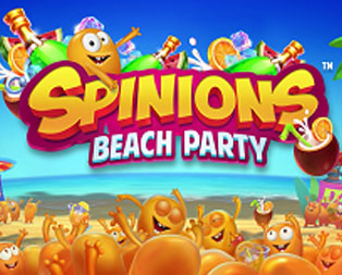Spinions Beach Party free spins