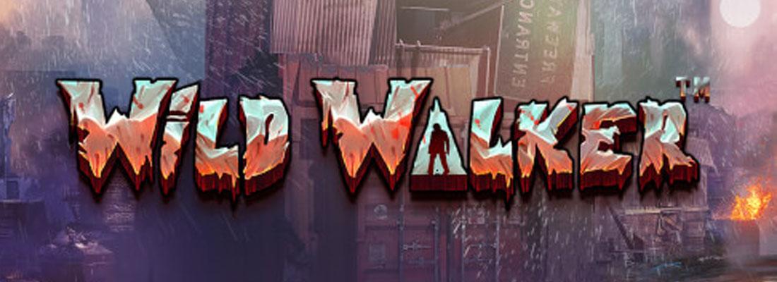 Wild Walker Slot Banner