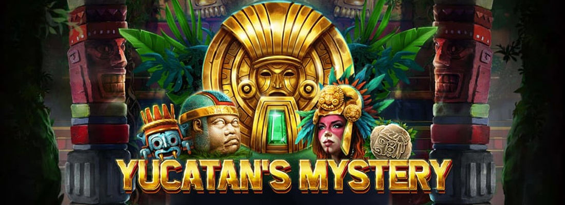 Yucatan's Mystery Slot Banner