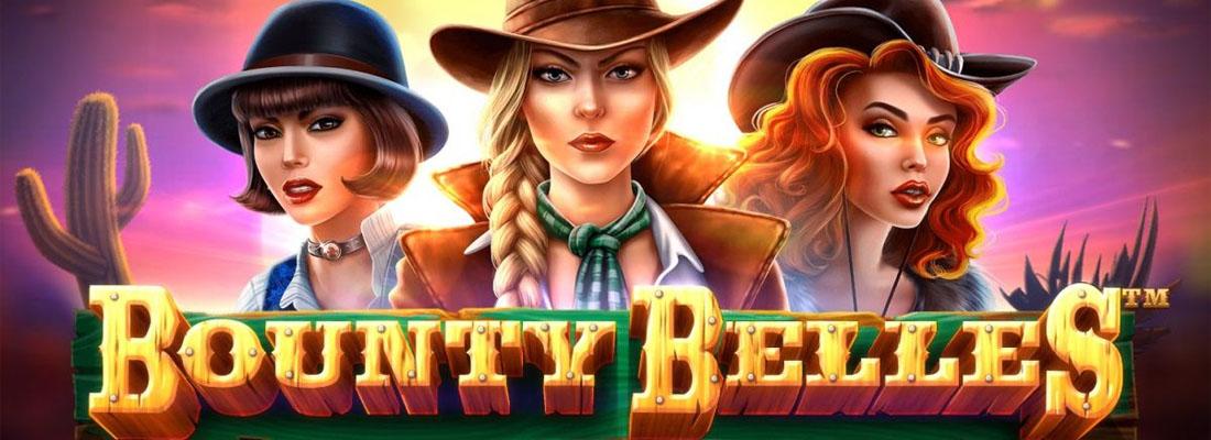 bounty Belles Slot banner