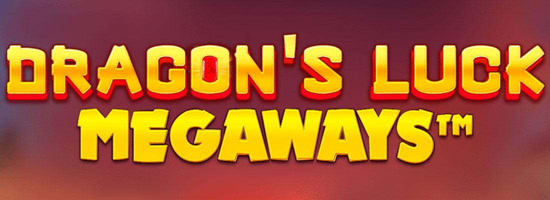 Dragon's Luck Megaways Slot Banner