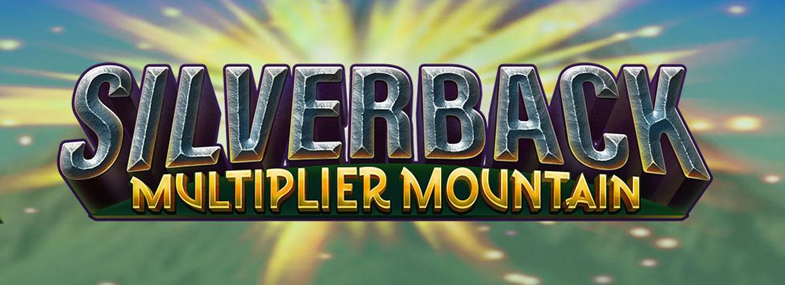silver Black Mountain slot banner