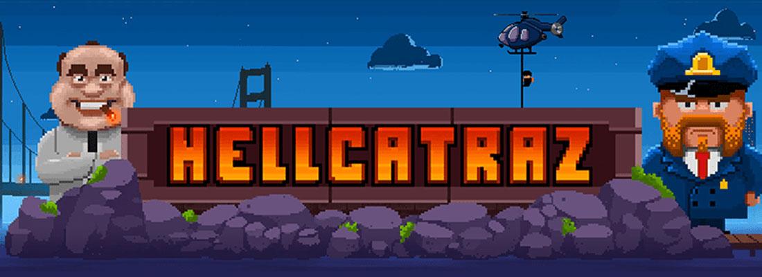 Hellcatraz slot banner
