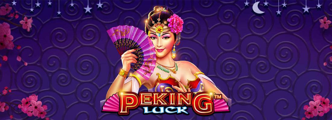 Peking Luck Slot Banner